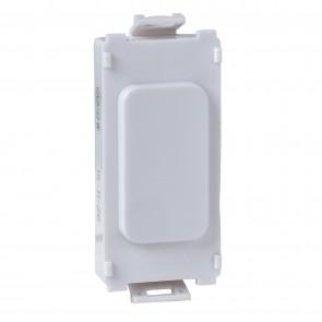 Schneider GUGBW Ultimate White Blank Module - Buy online from Sparkshop