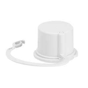 Gewiss GW60264 Watertight Cap for 16A 3P+E  Appliance Inlet, White