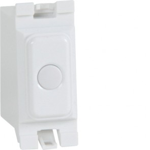 Hager Sollysta WMGSD1L Grid Leading Edge Dimmer Switch