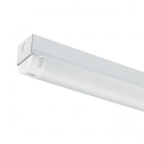 JCC JC71704EM Skypack Plus LED Batten 1200mm '4ft Twin' 55W 7580lm 4000K IP20 Emergency