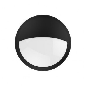 Kosnic KBHC6-TLID Eyelid Clip On Ring for LED Blanca Bulkhead in Black - Buy online from Sparkshop