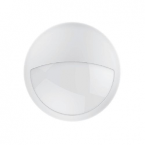 Kosnic KBHC6-TWLID White Eyelid Clip On ring for Blanca Bulkhead - Buy online from Sparkshop