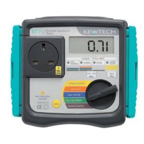 Kewtech KT71 Manual PAT Tester
