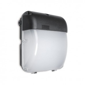 Kosnic KWP30Q65-W40 30W IP65 Bulkhead Luminaire with Dusk to Dawn Option - Buy online from Sparkshop