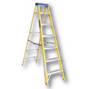 Greenbrook LADF8 FIBREGLASS LADDERS, No of Steps: 8