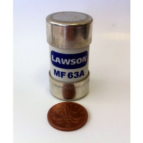 Lawson MF60 60A 400/415 Volt House Service Cut-Out Fuse