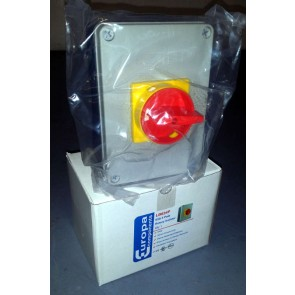 LB634P 63A 4 Pole Boxed Rotary Isolator