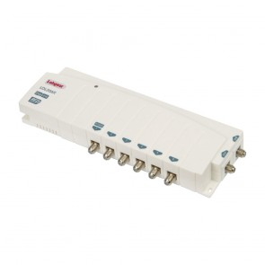 Labgear LDL206R – 2-in, 6-out, mains powered DigiLink amp -  Buy online from Sparkshop