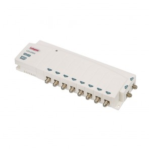 Labgear LDL208R – 2-in, 8-out, Mains Powered DigiLink Amp - Buy online from Sparkshop