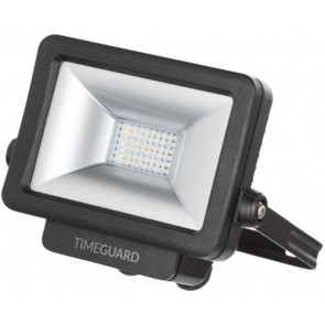 Timeguard LEDPRO10B 10W LED Professional Rewireable Floodlight - Black