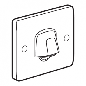 Legrand Synergy 730019 Flex Outlet Plate 20A 250V