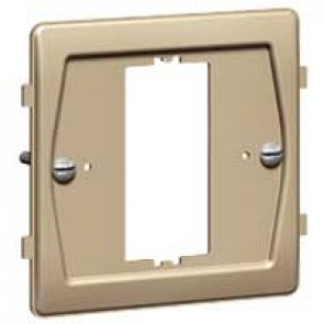 Legrand Synergy 735490 1G Grid Yoke
