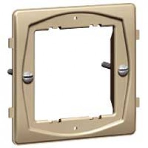 Legrand Synergy 735491 2G Grid Yoke