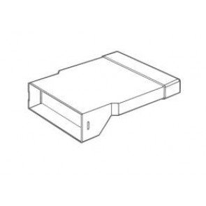 Manrose 1573 Extended Horizontal Airbrick - For 225mm to 300mm System