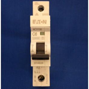 Eaton MEM MCH106 6A SP Type C MCB Memshield 2