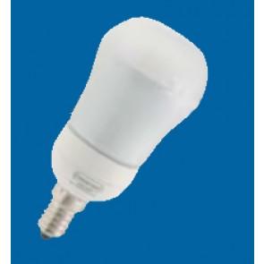 Omicron OMC2801 11W E14 Compact Fluorescent Lamp Energy Saving T2 Spotlight 2700K