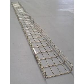 Pemsa 60222200 Rejiband Bycro Wire Mesh Tray 60mm x 200mm x 3m
