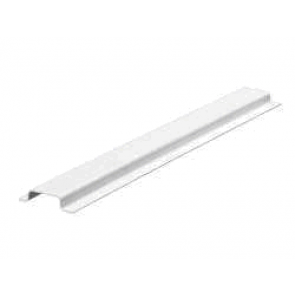 Mita CHN12W Plastic Capping Channel 2m x 12mm White