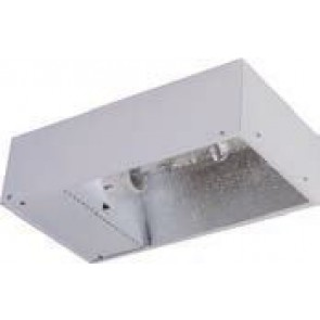 Primeline PLLB250HQI 250w metal halide Lowbay with lamp and glass cover
