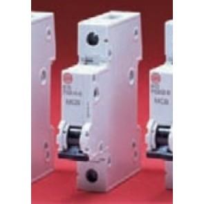 Wylex PSB40-B 40A Single pole MCB B curve 10kA