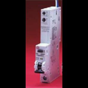 Wylex PSBS16/1 16A Single module single pole 30mA RCBO 10kA
