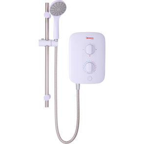 Redring RPS8 Pure 8.5kW Instantaneous Electric Shower - Buy online from Sparkshop