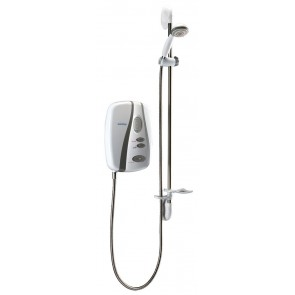 Redring SELP85P Selectronic Plus 8.5kW Thermostatic Electric Shower - Buy online from Sparkshop