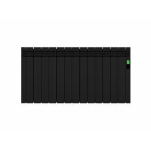Rointe Delta Ultimate DIB1430RAD 1430W 230V Digital Electric 13 Elements Radiator 585mm x 1160mm x 97mm Graphite