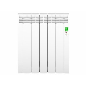 Rointe Delta Ultimate DIW0550RAD 550W 230V Digital Electric 5 Elements Radiator 585mm x 510mm x 97mm White