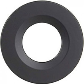 Robus RULTRIM-10 Trim, for Ultimum Fire Rated Downlights, Finish: Matt	Black - buy online from SparkShop