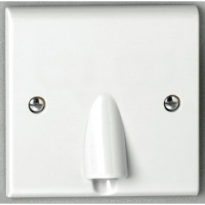 Deta S1215 25A Flex Outlet Plate