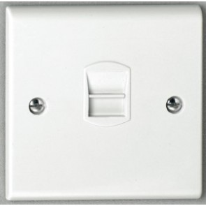 Deta S1353 Single Secondary Telephone Outlet