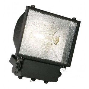 250W IP65 SON or Metal Halide Floodlight (lamp not included)
