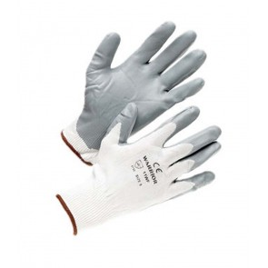 SNIT10 Grey Nitrile Gloves Size 10 (11WFE10) - Buy online from Sparkshop