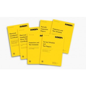 Fluke TD07 Part P Domestic Electrical Installation Certificates