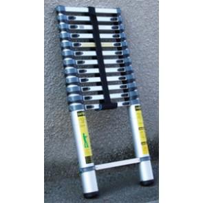 Titan Telescopic Aluminium Ladder 3.8m (TFL38)