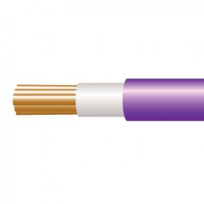 2.5mm Tri-Rated Violet 100m