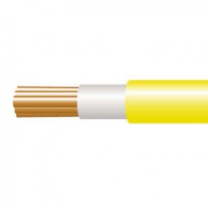 2.5mm Tri-Rated Yellow 100m