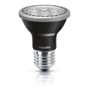 Philips 46071900 Master LEDspot 5.5W - 50W 240V 830 E27 PAR20 40° Dimmable