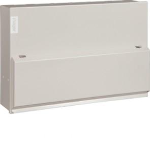 Hager VML755H 10 Way Split Load 5+5 100A MS 2x63A 30mA RCCB Consumer Unit