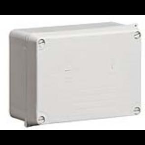 Wiska WIB 2 Surface Sealed Box - Light Grey - Buy online from Sparkshop
