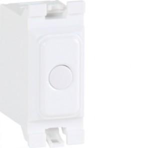Hager Sollysta WMGSD1T Grid Dimmer Switch Trailing Edge