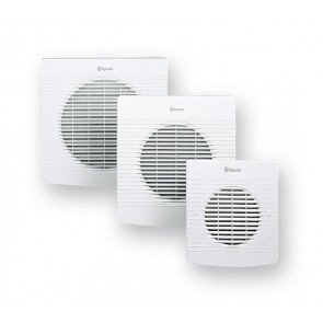 Xpelair WX12 Flush Wall Commercial Extractor Fan 12 inch (90011AW)