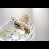 Wiska EC308 Earthing Clamp for Combi 308, Pack of 2, Brass