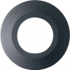 Collingwood Halers RB359BLK H2 Pro 550 Twist Lock Round Bezel Matt Black/Primed