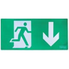 Channel Safety Systems E/PIC/AL/AD Alpine™ Pictogram – Arrow Down