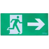 Channel Safety Systems E/PIC/AL/AR Alpine™ Pictogram – Arrow Right