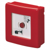 Gewiss GW42201 Enclosure, Watertight Emergency c/w Pushbutton