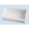 Marco MTPSB2 2 gang 35mm power pole mounting box