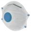 AV13036 Mask, Premium Disposable P2, c/w Valve